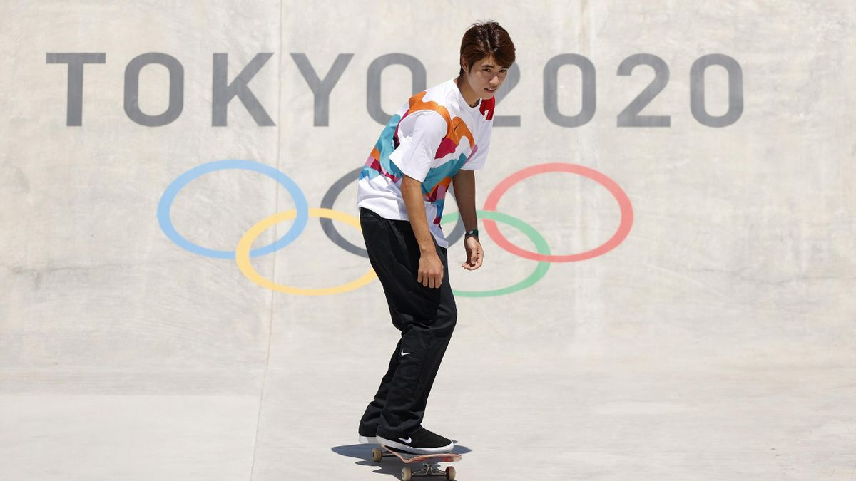 Юто Хоригоме, Япония, скейтбординг, Олимпиада в Токио-2020
