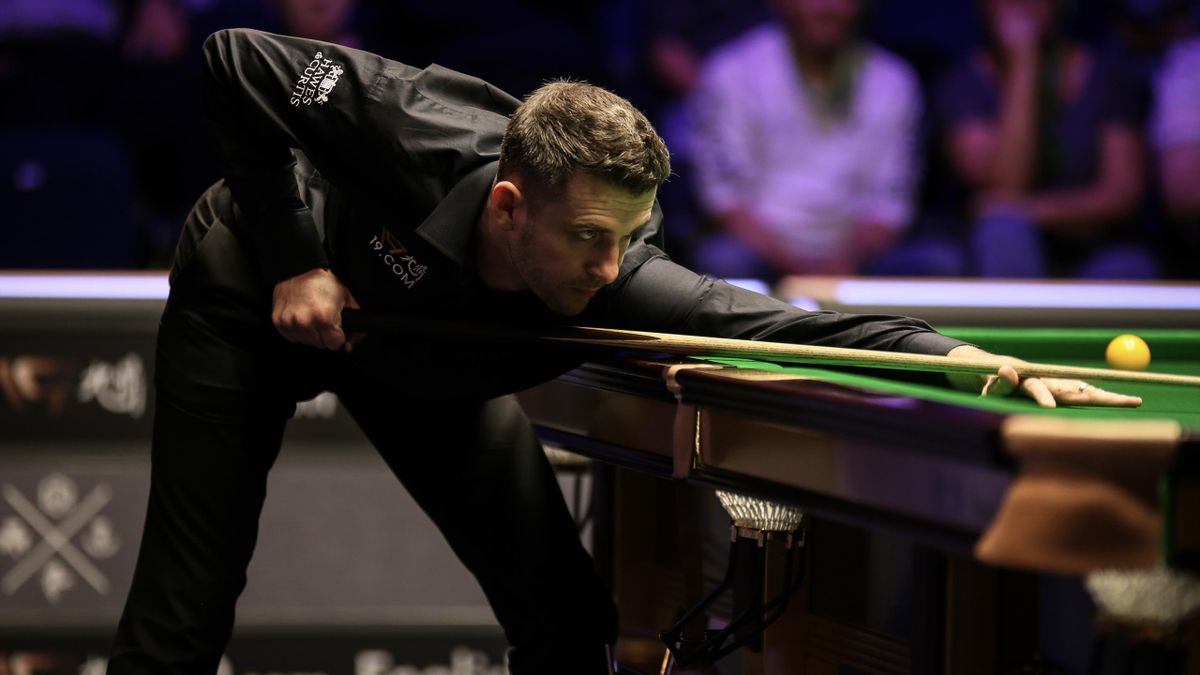 Snooker Open Yushan: Solid victory for Selby