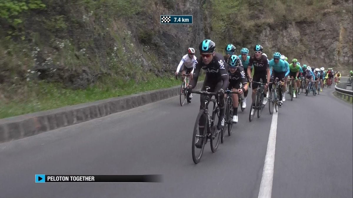 Tour of the Alps: Stage 3