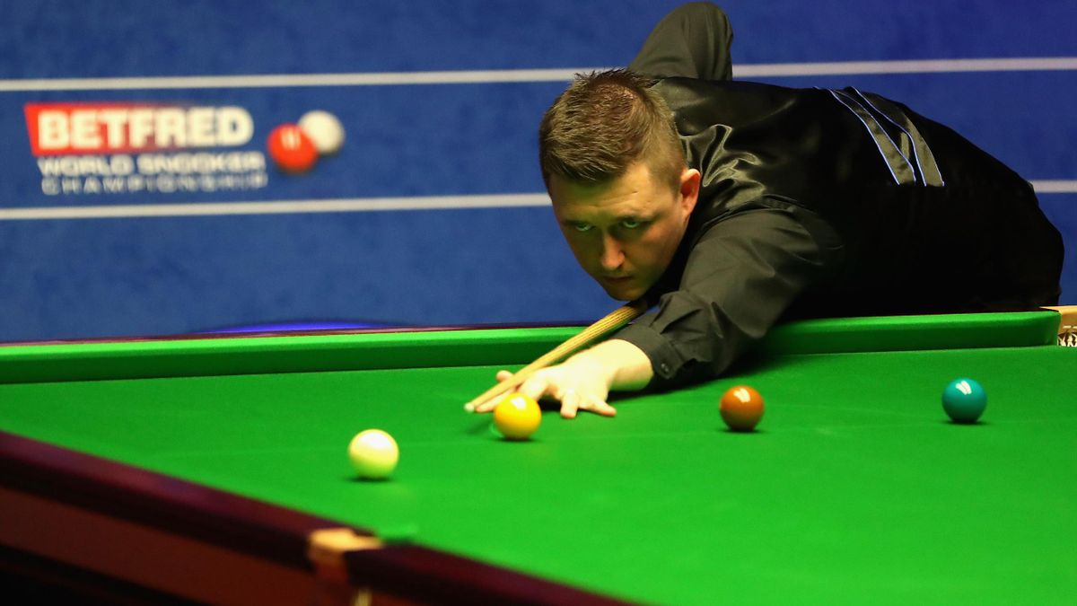 Kyren Wilson | Snooker | ESP Player Feature