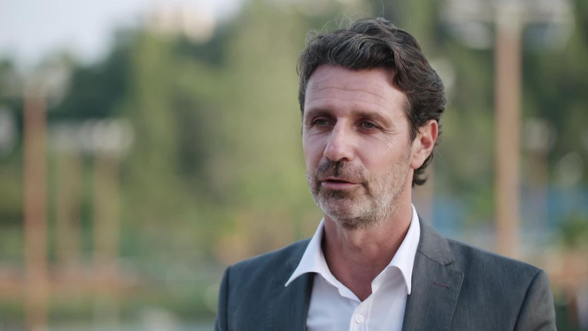 Insider Patrick Mouratoglou about his work with Serena Williams