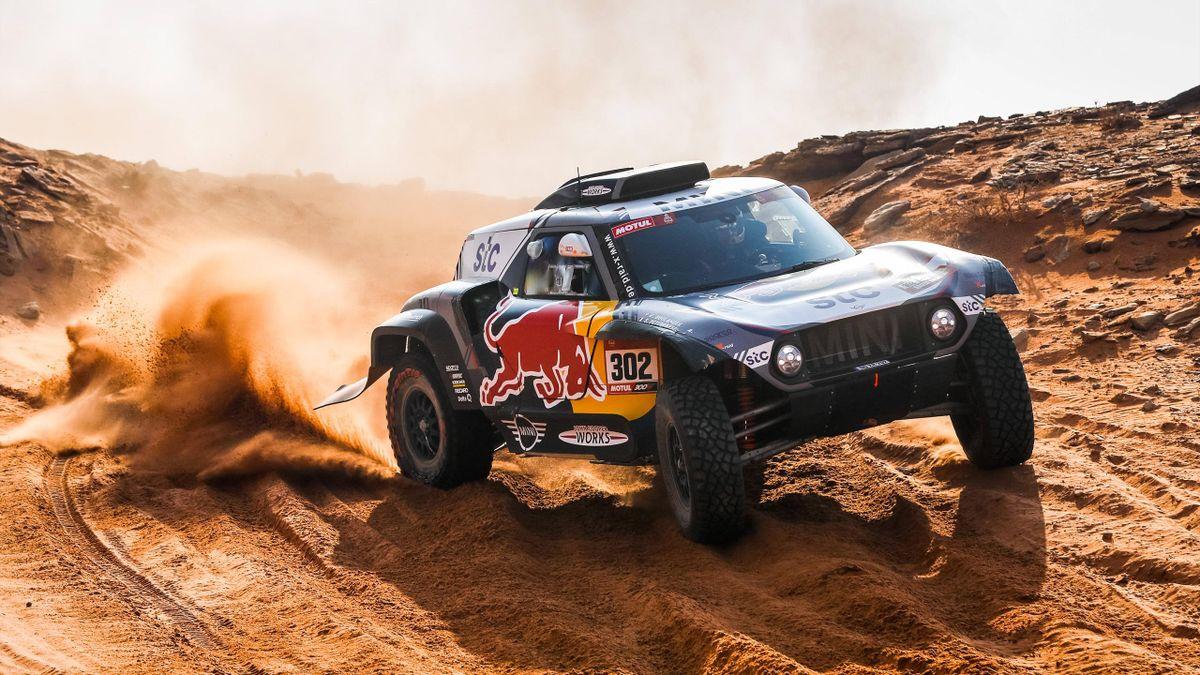 Stéphane Peterhansel - Rallye Dakar