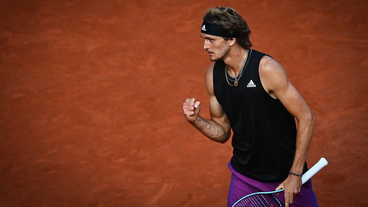 Alexander Zverev - French Open