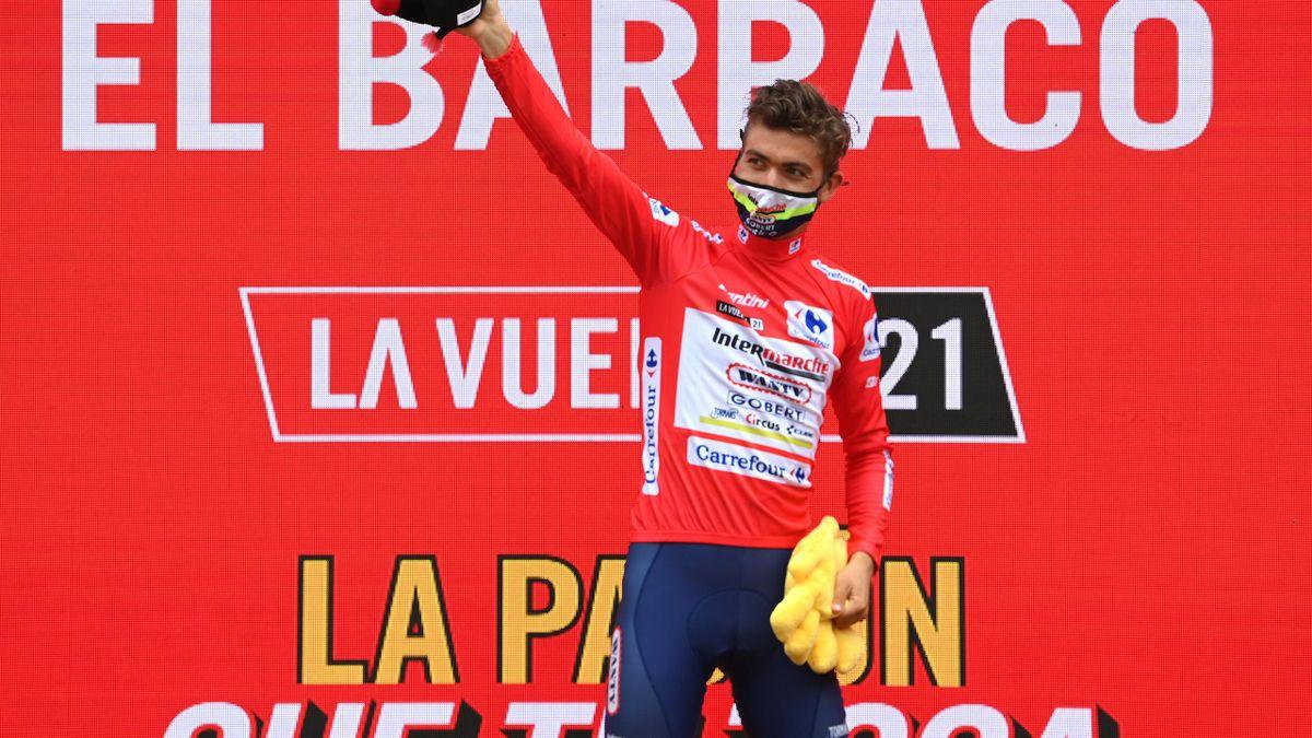 Odd Christian Eiking (Intermarché). Vuelta a España 2021