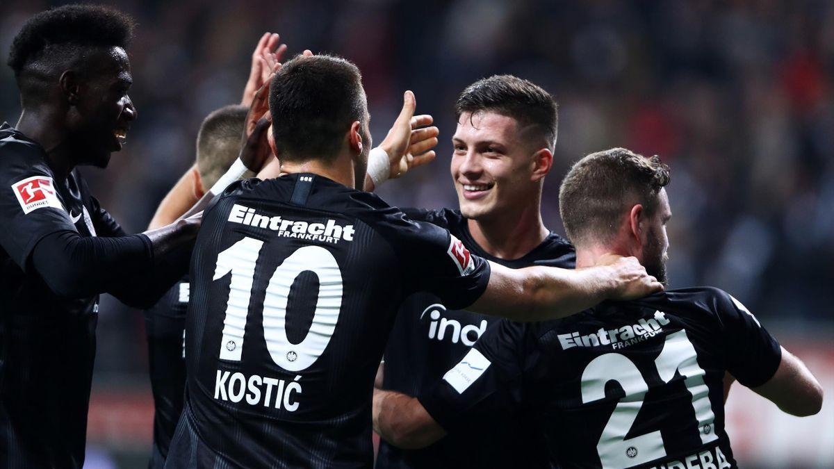 Luka Jovic (Eintracht Frankfurt)