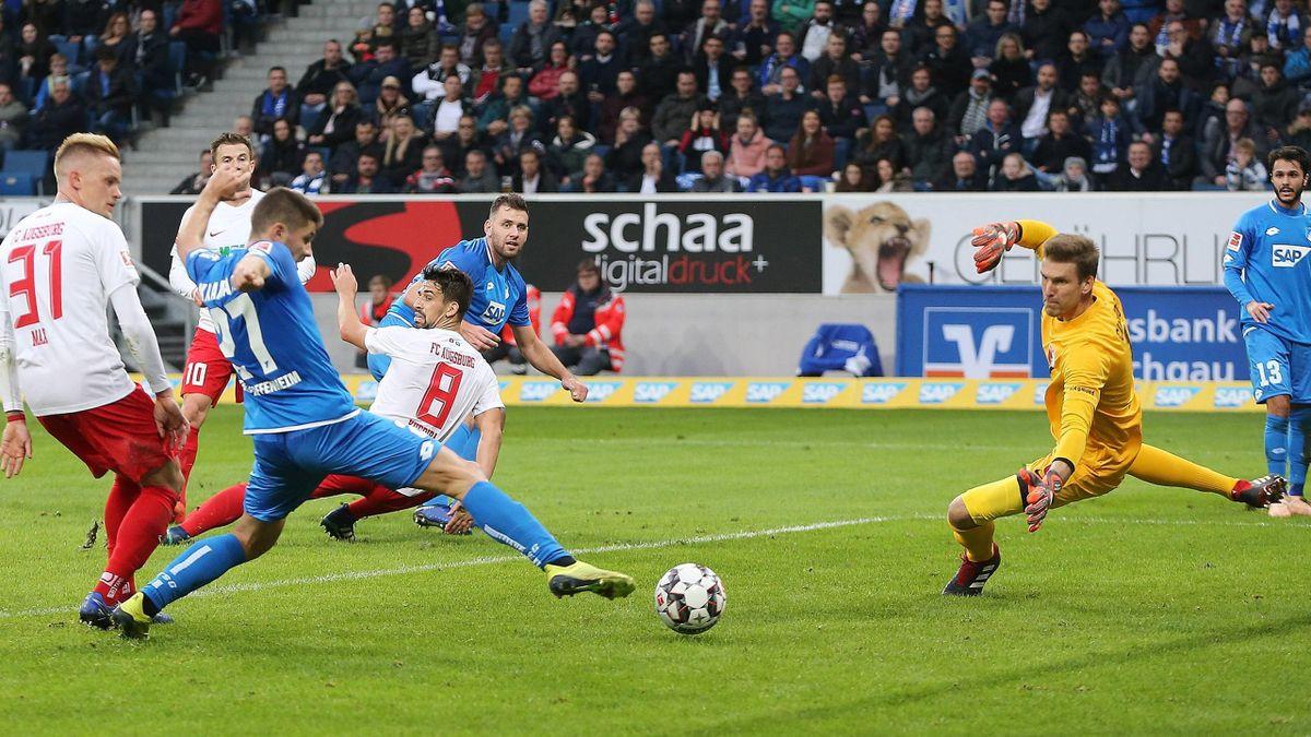 TSG Hoffenheim - FC Augsburg