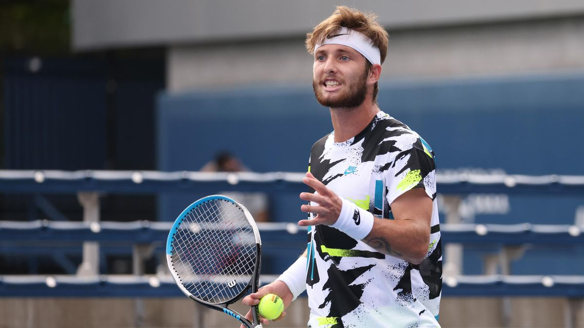 Corentin Moutet a contribuit la stabilirea unui record la US Open 2020