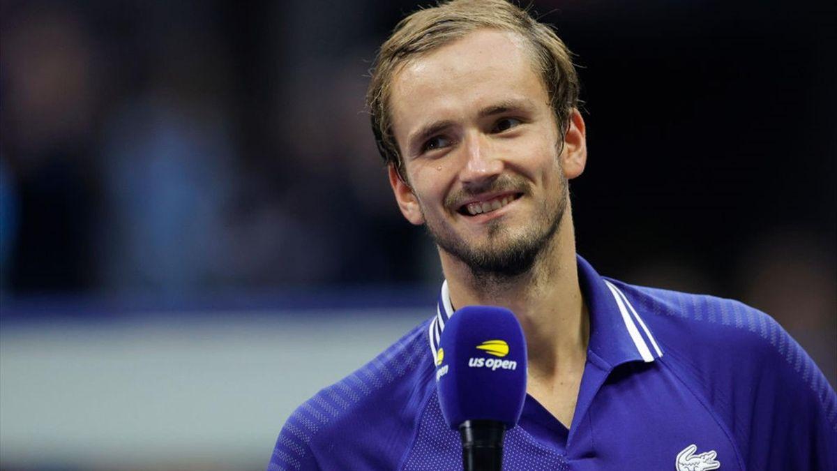 US Open | Medvedev: 'Djokovic is de beste speler aller tijden'