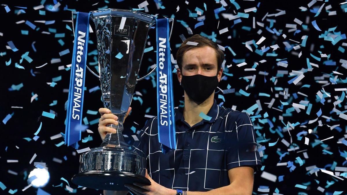 Daniil Medvedev (ATP Finals 2020)