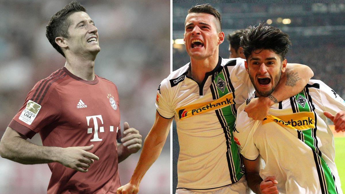 Gladbach trifft im Klassiker auf Meister FC Bayern