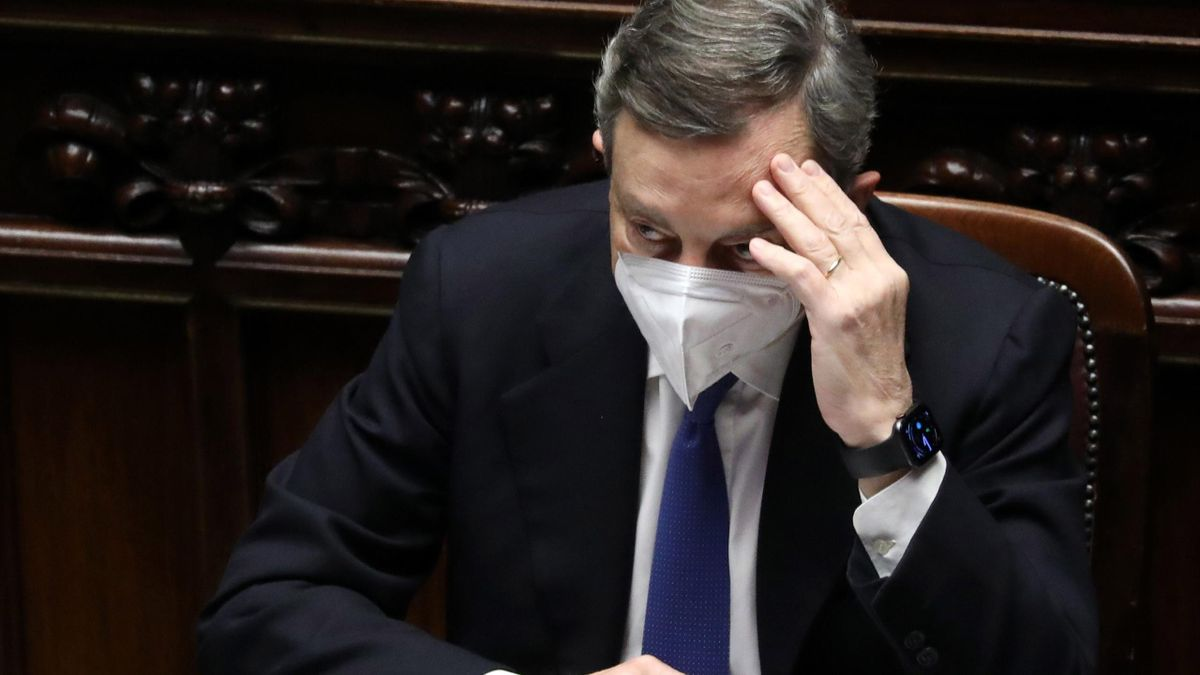 Mario Draghi, Getty Images