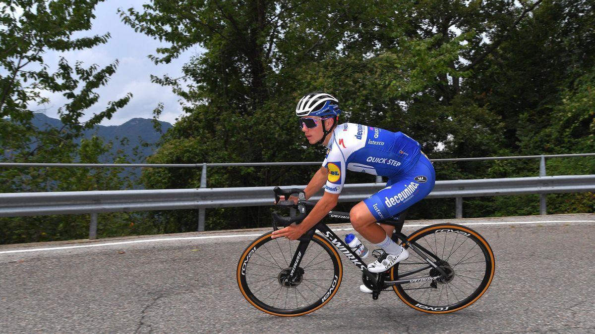 Remco Evenepoel gilt als eines der größten Radsport-Talente