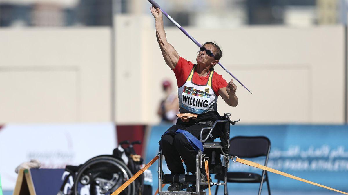 Martina Willing gewann in Polen EM-Gold