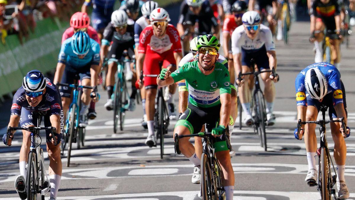 Mark Cavendish a câștigat etapa a 13-a din Turul Franței