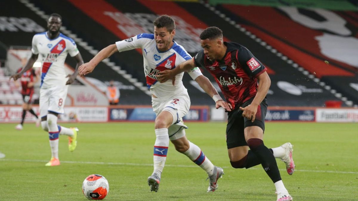 Premier League | Bournemouth - Crystal Palace 0-2