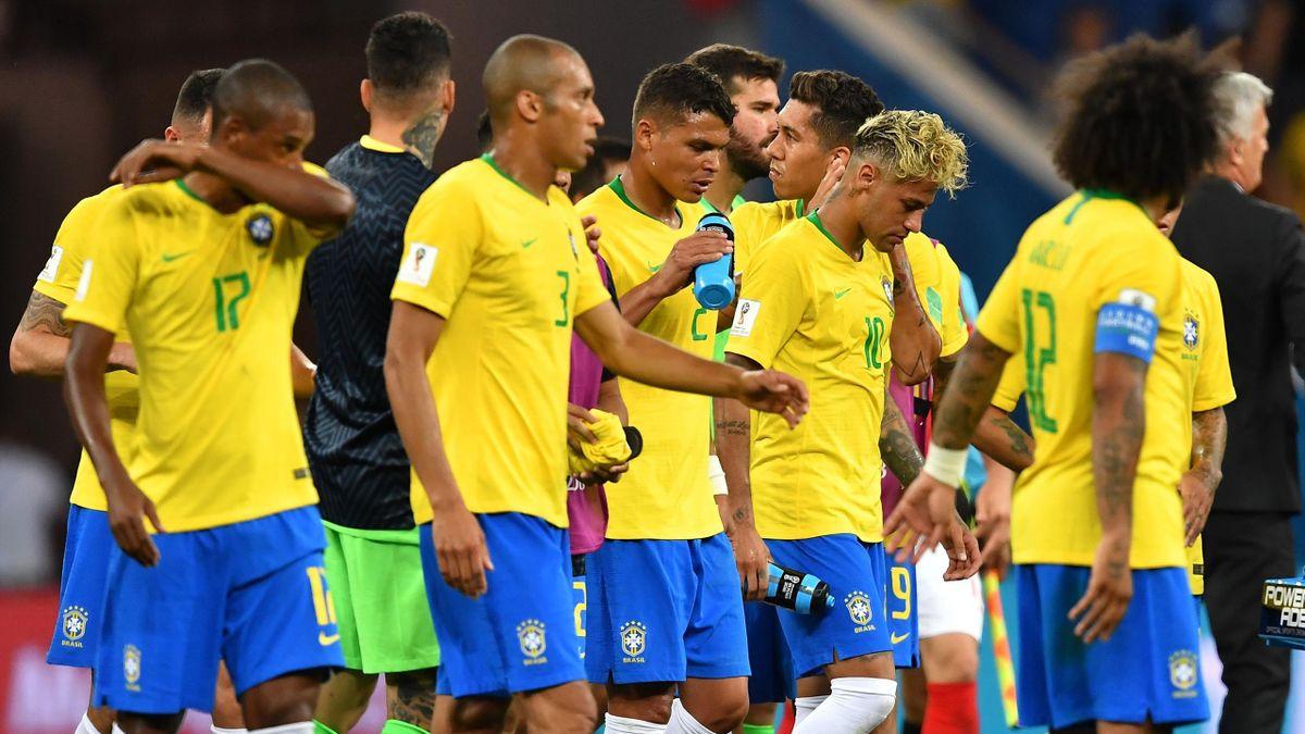 Le Brésil a été accroché par la Suisse