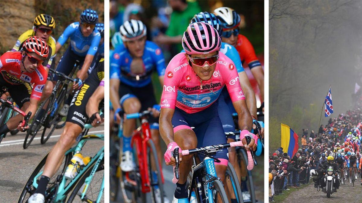 Vuelta Giro Paris-Roubaix