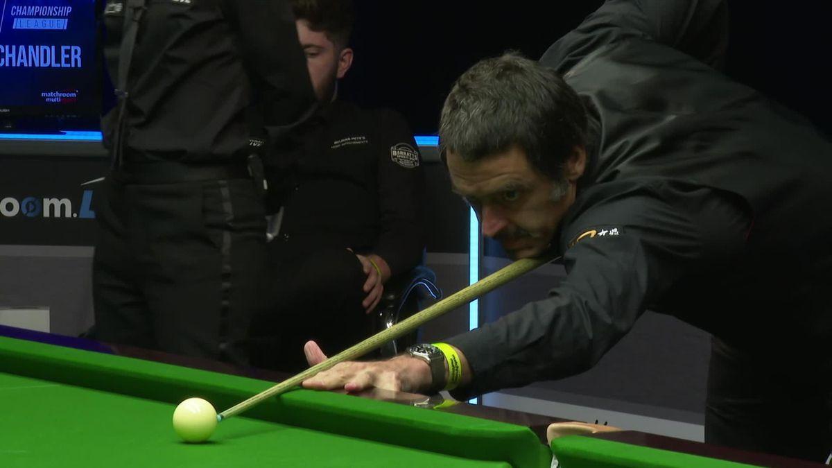 Ronnie O'Sullivan, eliminat de la Snooker Championship League