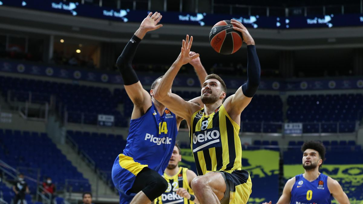 Marko Guduric, Fenerbahce-Maccabi, Euroleague 2020-21