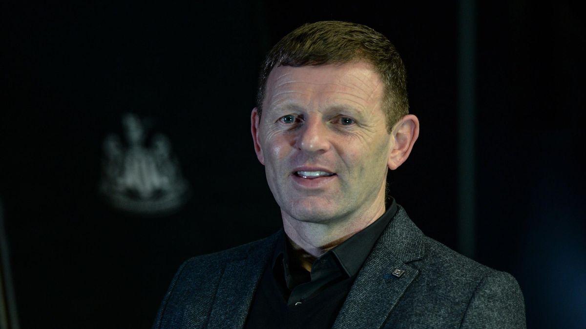 Newcastle assistant manager Graeme Jones