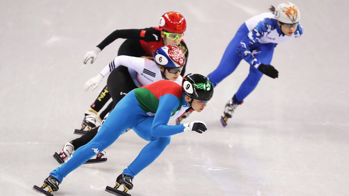 Arianna Fontana - PyeongChang 2018