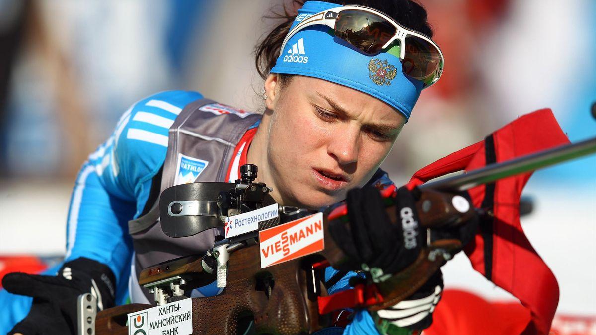 Svetlana Sleptsova of Russia