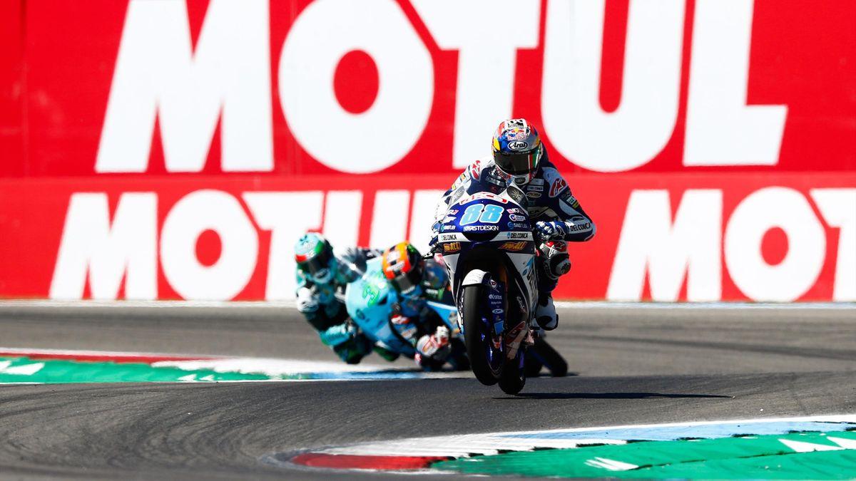 Jorge Martin in Moto3 TT Assen