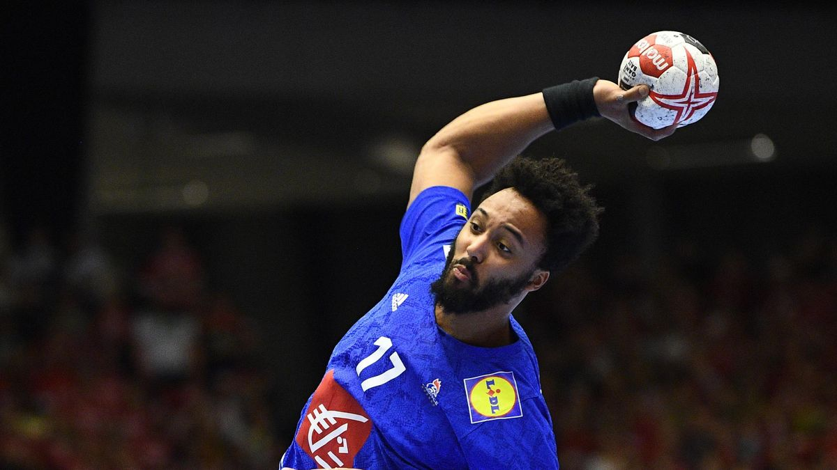 Timothey N'Guessan | Handball France | ESP Player Feature