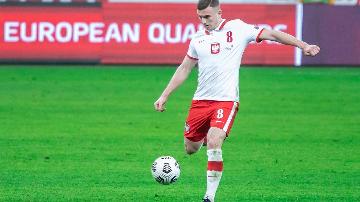Kacper Kozłowski este cel mai tânăr fotbalist din istoria Campionatelor Europene