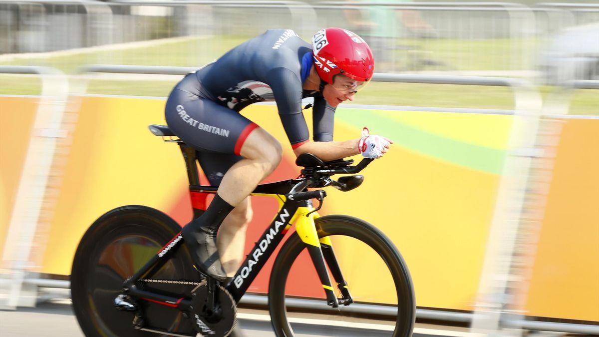 Dame Sarah Storey wins her 13th gold medal