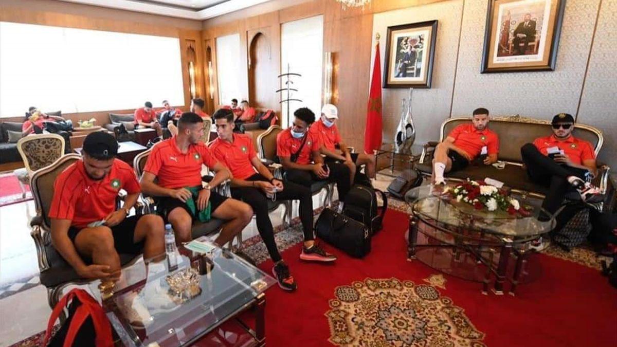 Echipa națională a Marocului