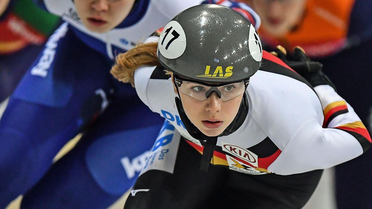 Anna Seidel scheitert im Viertelfinale über 500 m