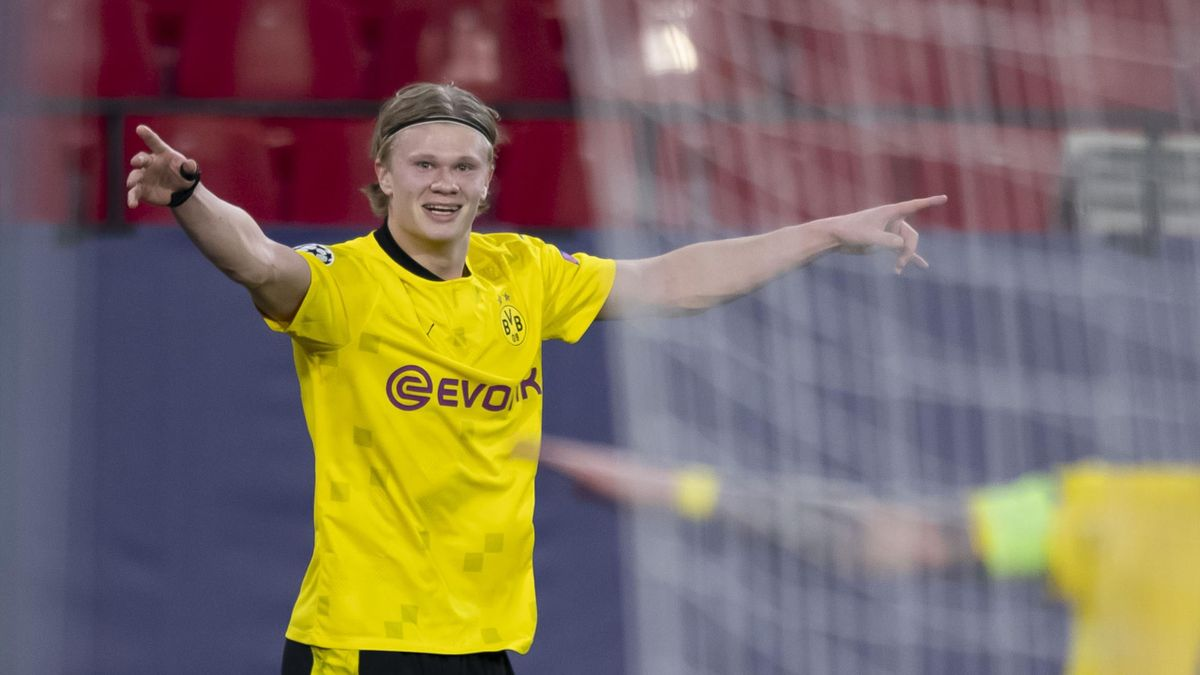 Erling Haaland has become one of the most sought after strikers in Europe
