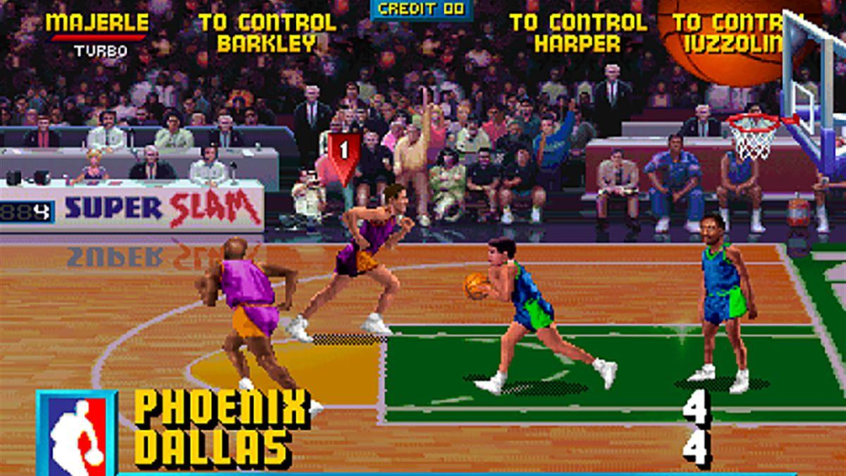 Mike Iuzzolino NBA Jam