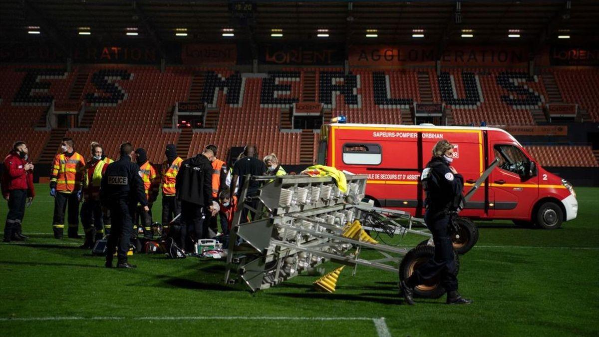 Stade du Moustoir - Lorient-Rennes - Ligue 1 2020/2021 - Getty Images