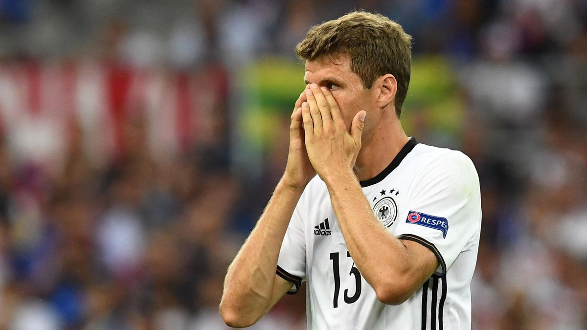 Thomas Müller im DFB-Team