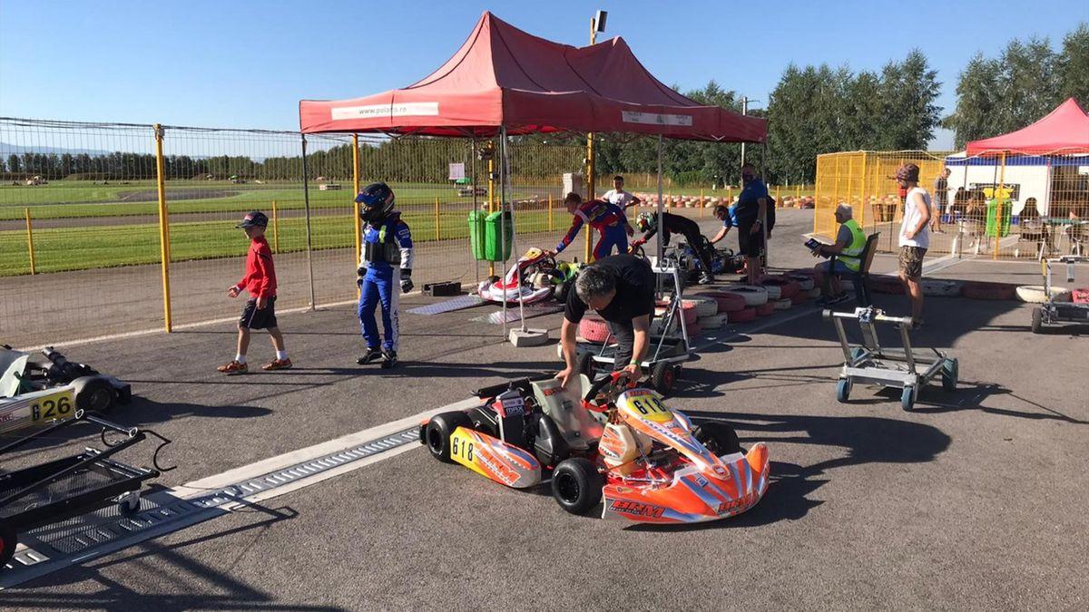 Campionatul național de Karting