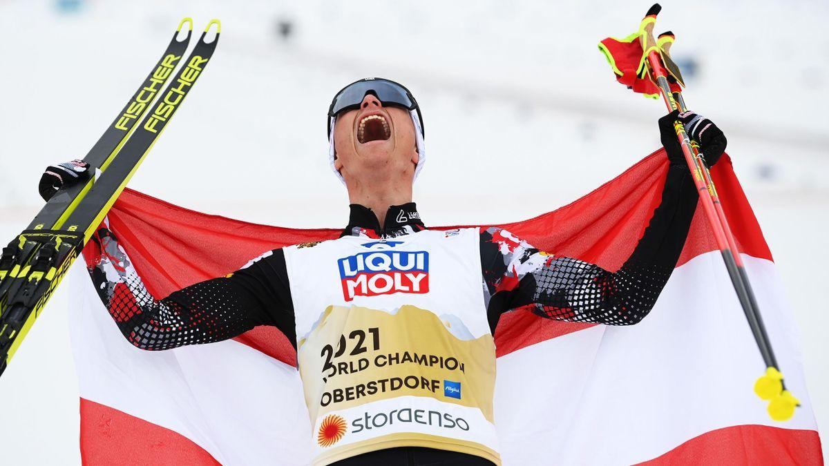 Weltmeister Johannes Lamparter
