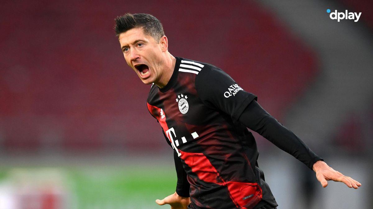 Robert Lewandowski vinder Eurosports Star of the Year-award