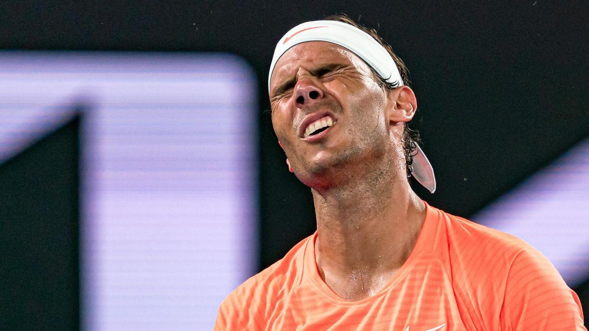 Muss seine Teilnahme in Rotterdam absagen: Rafael Nadal