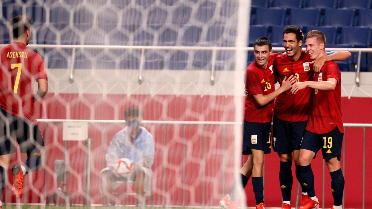 Fútbol | España-Argentina: A cuartos con aprobado raspado (1-1)