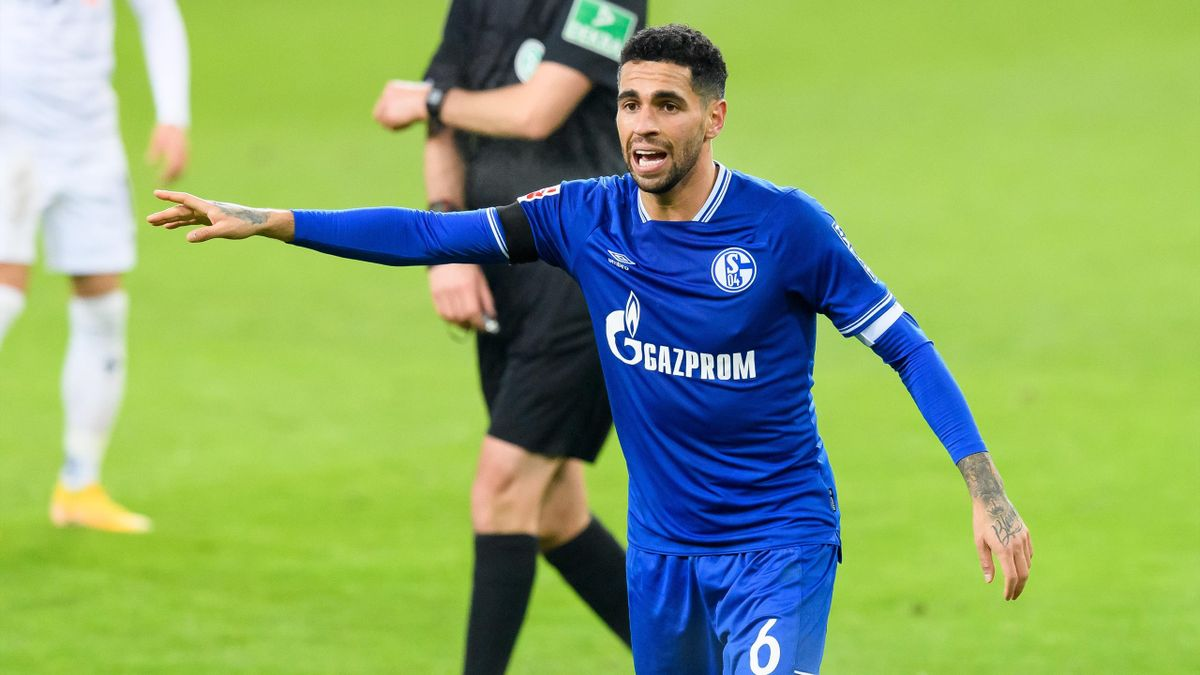 Schalke-Kapitän Omar Mascarell bleibt bis mindestens zum Sommer