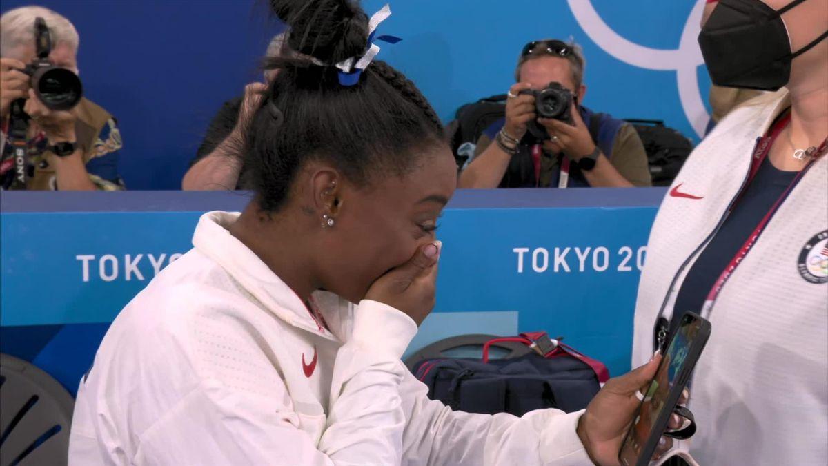 Simone Biles (USA) - Olympics 2021