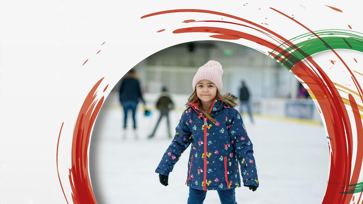 Fundația Țiriac organizează selecția pentru cursurile gratuite de inițiere în patinaj