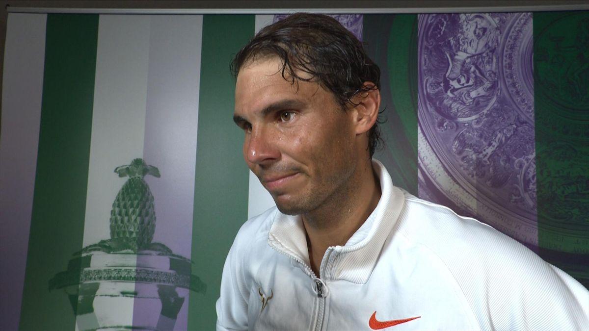 Wimbledon: ITV NADAL