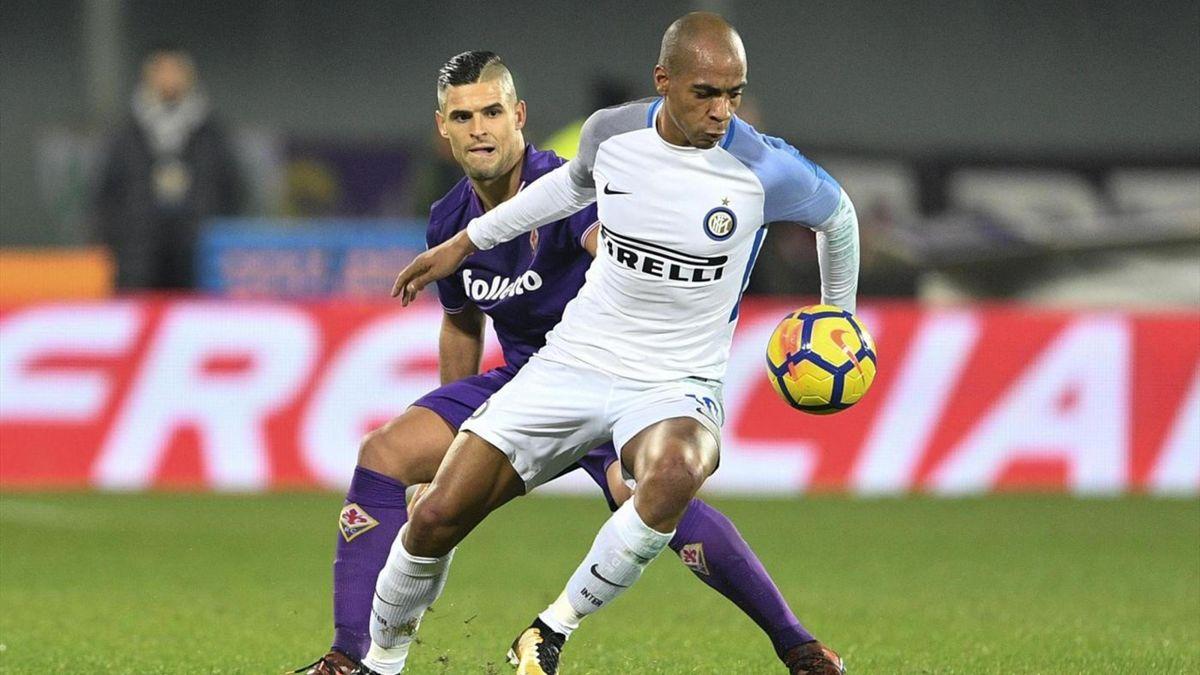 Le pagelle di Fiorentina-Inter 1-1 - Eurosport