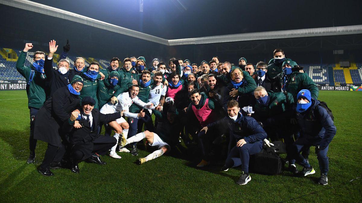 Bosnia-Italia 0-2, può partire la festa azzurra