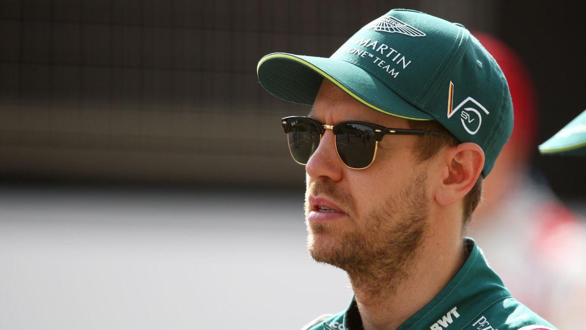 Sebastian Vettel fährt seit 2021 für Aston Martin