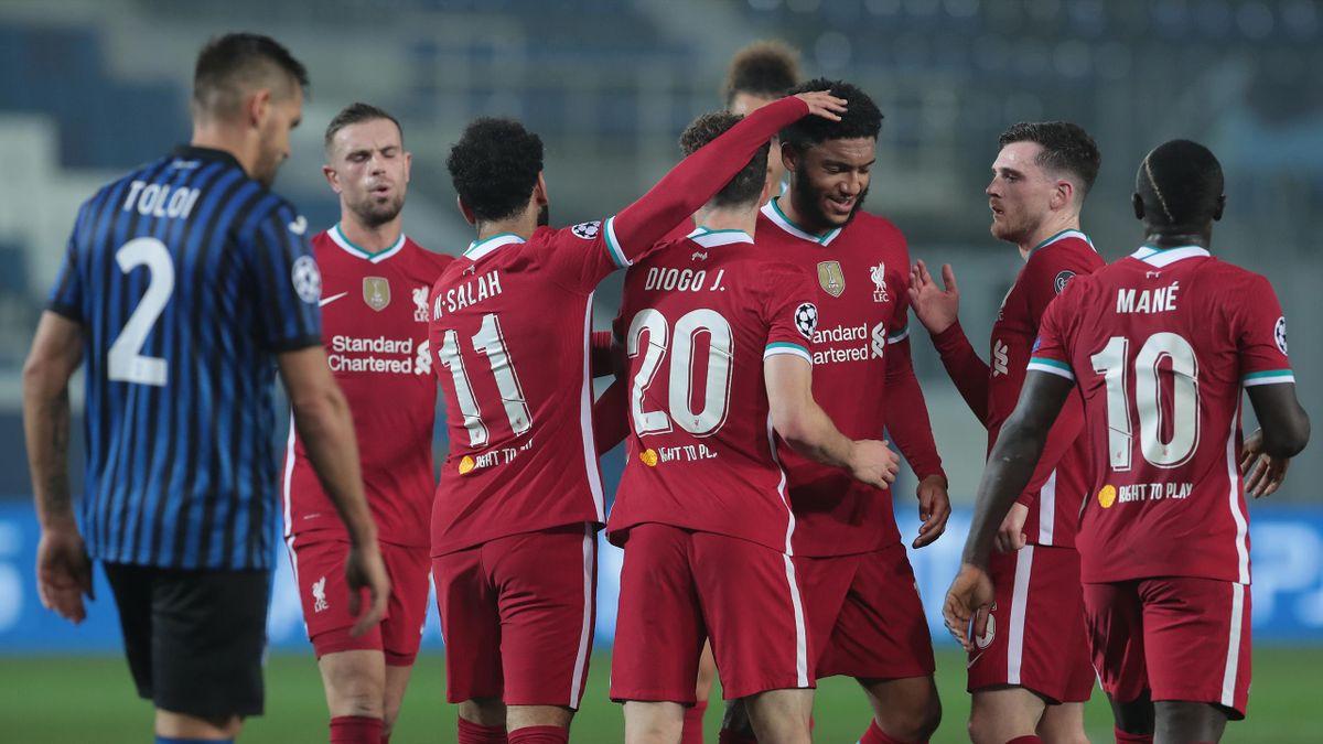 La delusione di Toloi, Atalanta-Liverpool, Champions League, Getty Images