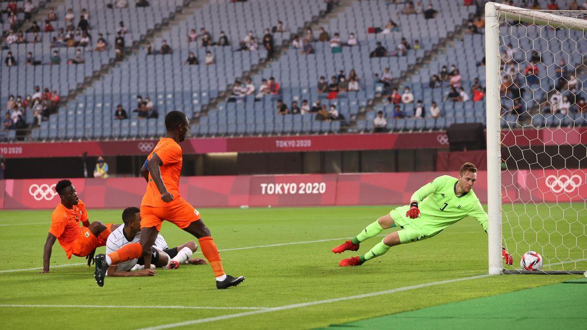 Germany against Côte d'Ivoire - Olympics 2021